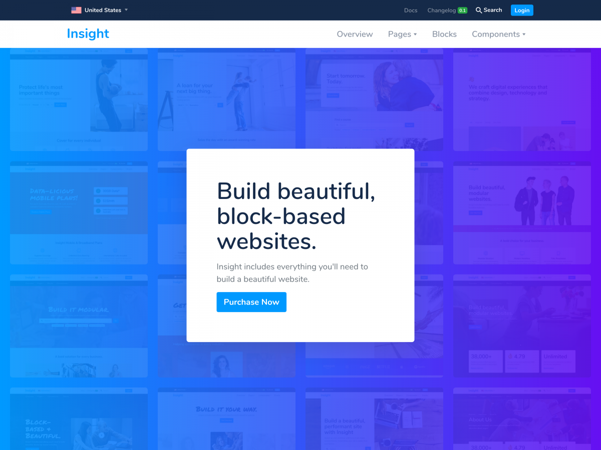 Insight multipurpose business template bootstrap themes insight multipurpose business template flashek Image collections