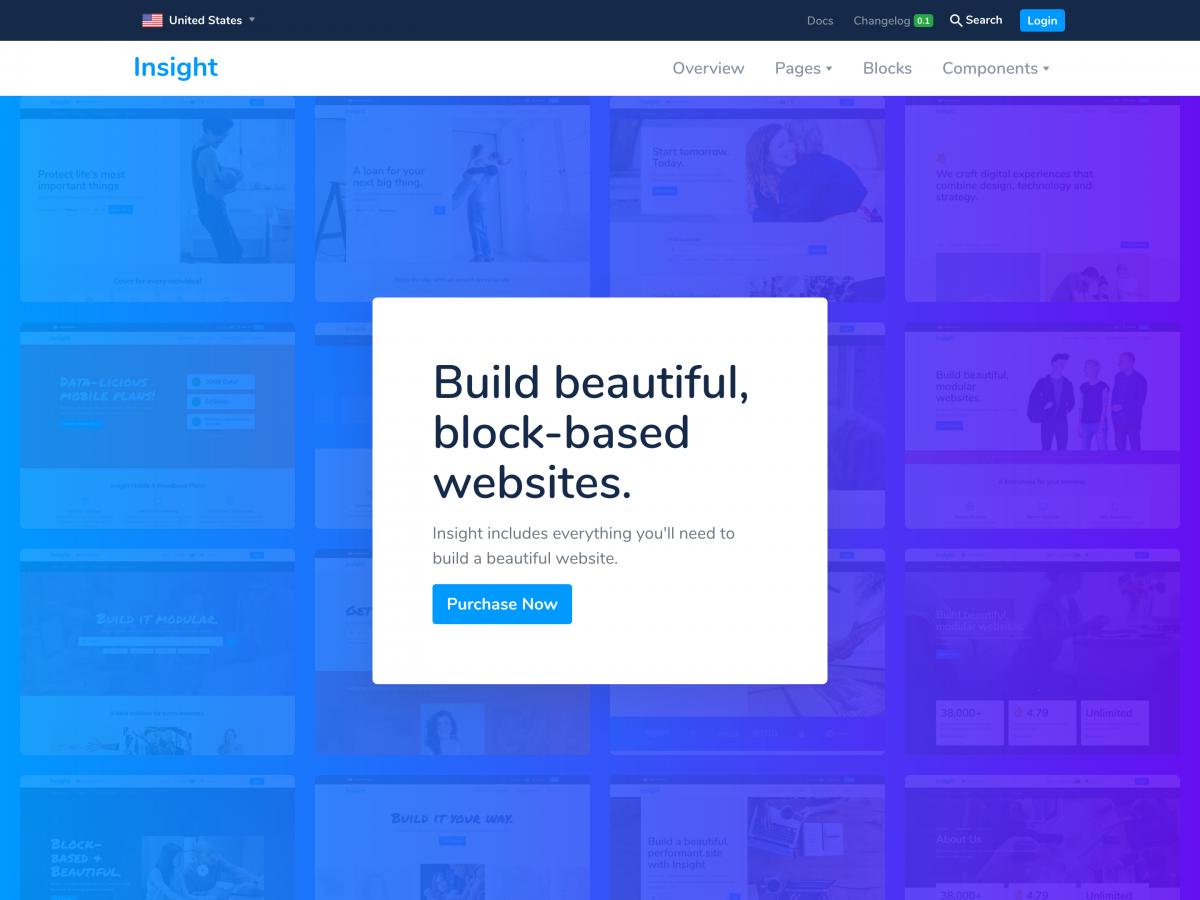 Insight multipurpose business template bootstrap themes insight multipurpose business template wajeb Gallery