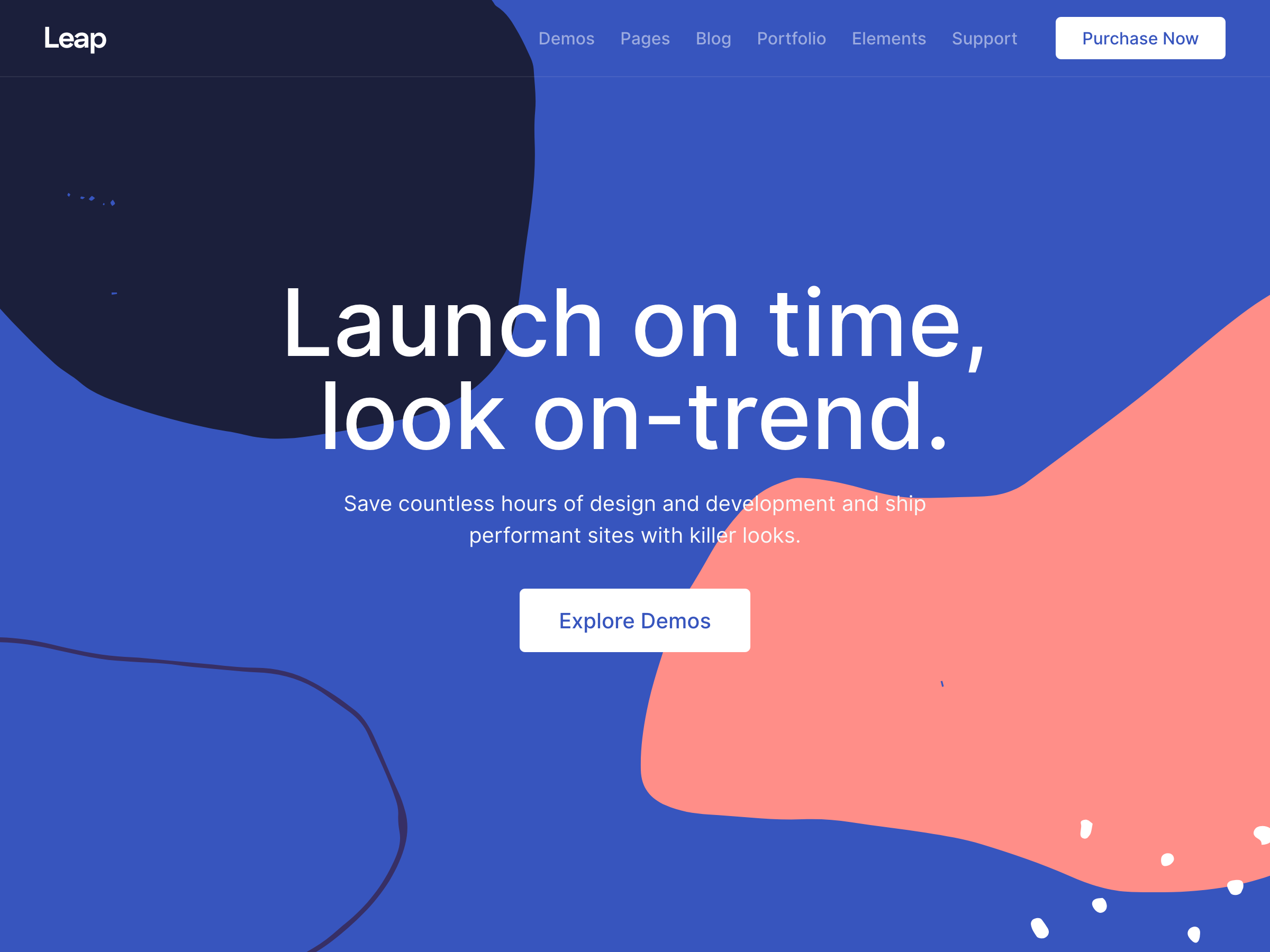 Space – Multipurpose Responsive Template - Bootstrap Themes